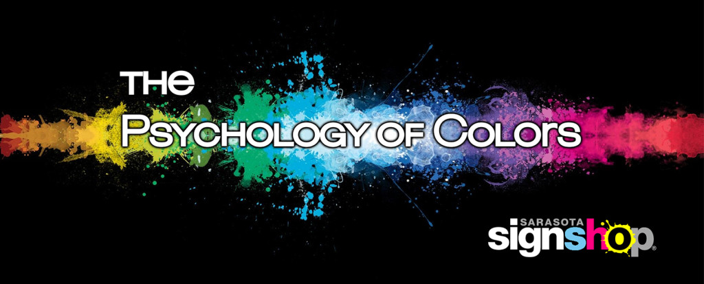 The Psychology of colors in logo design