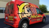 Hungry Howies Transit
